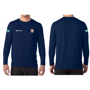 Adult Performance Long Sleeve Tech Shirt (Roosters)