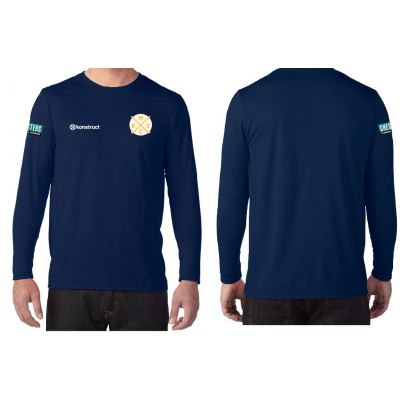 Adult Performance Long Sleeve Tech Shirt (REHC)